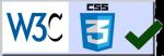 w3c css 3 validation